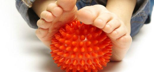 4 упражнения для профилактики плоскостопия