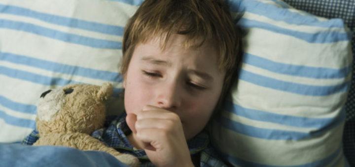 Сухой кашель у ребенка без температуры, причины