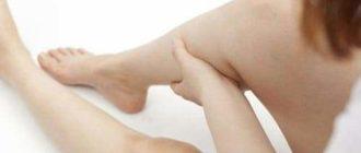 Судороги в ногах ночью, причина и лечение