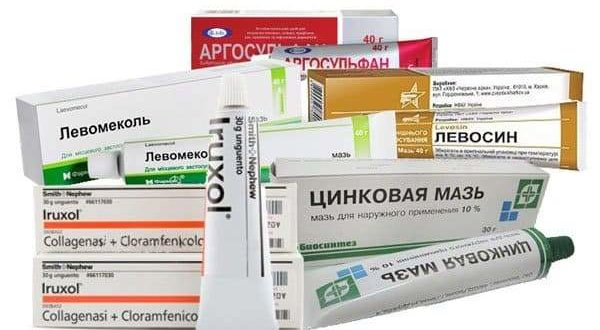 Мазь от пролежней для лежачих больных