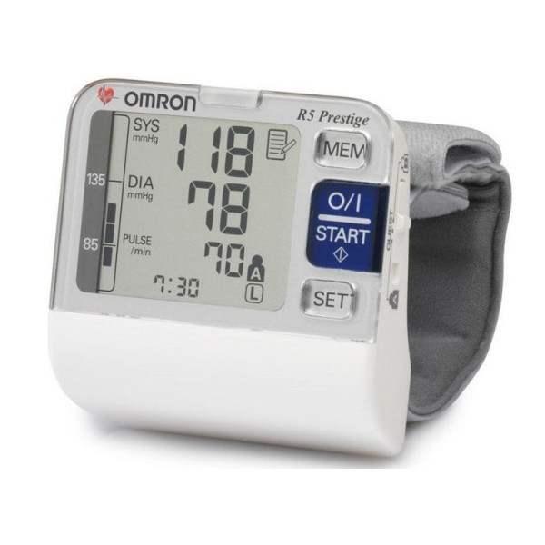 тонометр на запястье Omron R5
