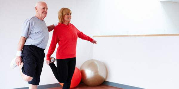 Тренировка мышц стопы