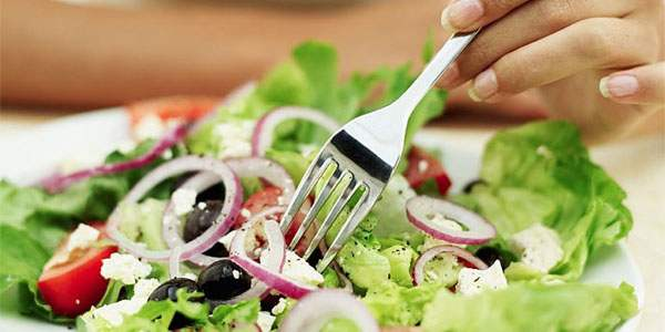 Салат с добавлением сельдерея