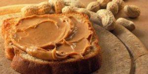 арахисовая паста польза и вред