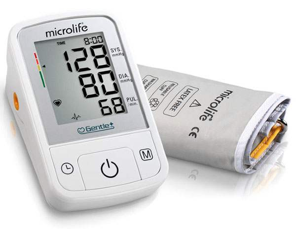 Тонометр Microlife BP A2 Basic