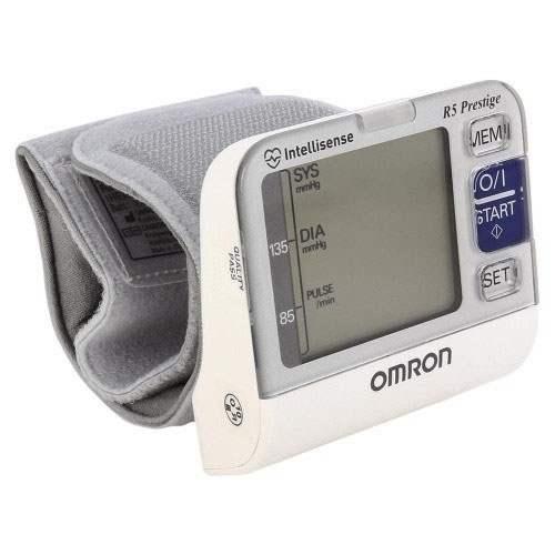Тонометр OMRON R5 Prestige