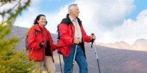 скандинавская ходьба с палками для похудения отзывы