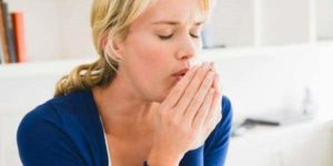 Cухой кашель и першение в горле лечение