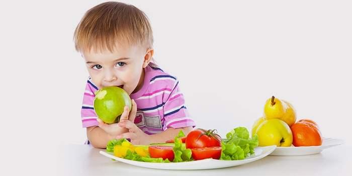 Как питаться детям