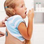 Бронхит у детей симптомы и лечение