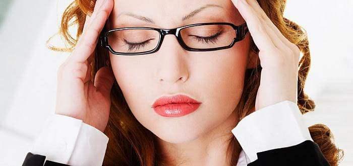 Появление дискомфорта в области глаз