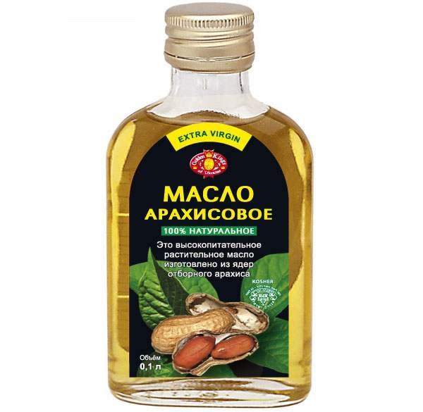 Расфасованное арахисовое масло