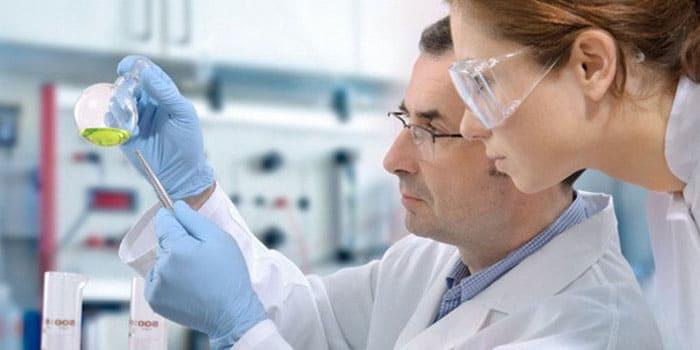 Исследование в условиях биохимической лаборатории свойств янтарной кислоты